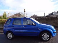 SPRING/SUMMER SALE (2006) SUZUKI Ignis 1.5 VVT 5dr Scarce Small AUTOMATIC FREE DELIVERY/MOT/TAX/FUEL