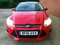 Ford Focus, low tax and insurance