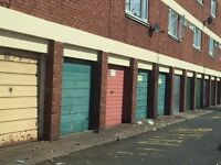 LOCK UP GARAGE TO LET IN MADELEY.