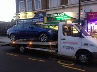 car recovery service 24/7