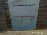 Extending fire guard £10 NEW