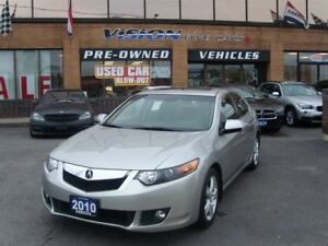 2010 Acura TSX Premium/SUNROOF/LEATHER/HEATED SEATS