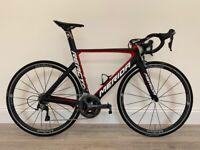 Merida Reacto 7000 Ultegra (S/M) Vision Full Carbon Road Bike