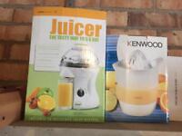 Juicer and blender combo healthy for summer