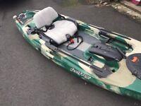 Feel free lure kayak