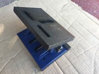 Engineers Adjustable Angle Plate