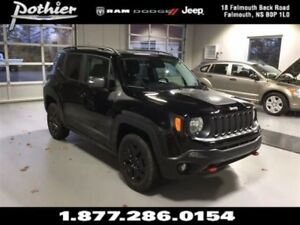 2017 Jeep Renegade Desert Hawk | LEATHER | REAR CAMERA | UCONNEC