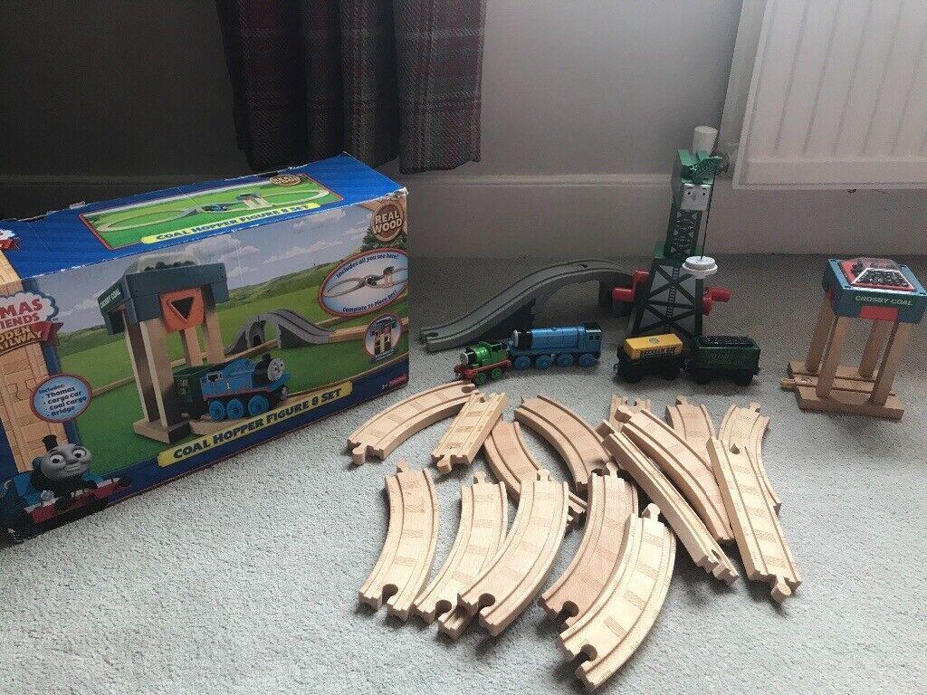 Thomas The Train Wooden Railway In Newmarket Suffolk Gumtree