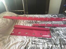 Roller blinds bargain set