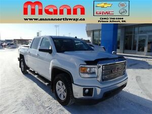 2014 GMC Sierra 1500 SLE - Remote start, Rear view camera, Heate