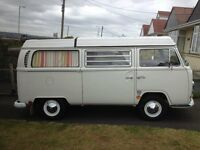VW T2 Westfalia Campmobile Campervan -LH drive - Imported from Texas in 2008