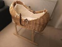 Mothercare The Snug Moses Basket