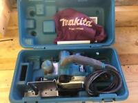 Makita 240v heavy duty electric planer