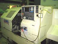 NAKAMURA TOME TMC 30 CNC LATHE