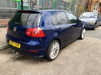 VW GOLF Fsi 1.6 R32 look