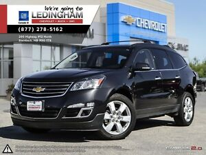 2016 Chevrolet Traverse AWD 1LT