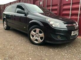 Vauxhall Astra Van Good Mot Drives Well Top Spec With SatNav And Towbar !