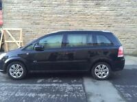 2006 Vauxhall Zafira Special Edition's 1.8i Active 5 Door 7 Seater **Needs New Engine** Will Drive
