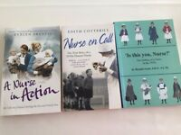 A Nurse in Action, Nurse on Call, Is this you Nurse (Paperbacks)