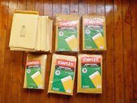 84 Jiffy bags