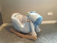 Rocking horse for baby / toddler