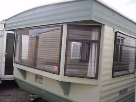 Atlas Oakwood 30x10 FREE DELIVERY 2 bedrooms 1 owner choice of over 50 static caravans for sale