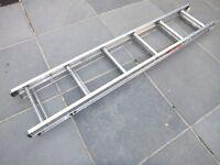 3 metre double extension ladder
