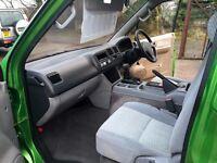STUNNING Unique Mazda Bongo, DIESEL, AUTOMATIC, 4 WHEEL DRIVE, 4 berth Camper 2.5tdFully restored!