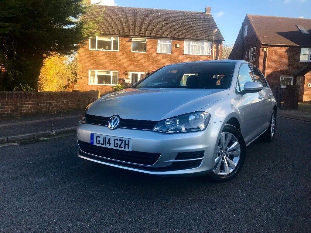 Volkswagen Golf 1.6 TDI Automatic BlueMotion Tech SE Hatchback DSG 5dr (start/stop)