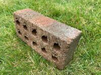 Bricks - Devon Dark Red