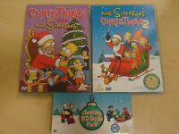 The Simpsons DVD Double Pack - Christmas and Christmas 2
