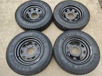 Land Rover Defender Wheels