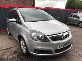 Vauxhall zafira 1.6, 7seater, immaculate inside out