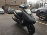 Yamaha Vity XC125E Black 28k Private plate