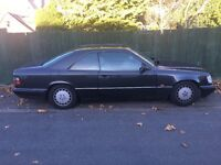 Mercedes w124 coupe 1995 220
