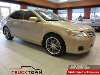 2010 Toyota Camry LE, LOCAL TRADE