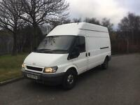 FORD TRANSIT✅T350 LWB HIGH TOP✅ 2.4TD✅