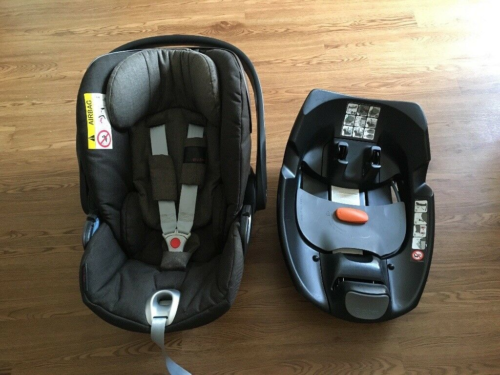 Cybex Cloud Q Plus Car Seat