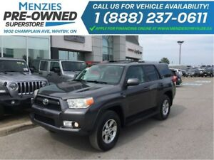 2012 Toyota 4Runner SR5 4x4, Bluetooth, ONE OWNER, Clean Carproo