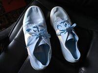 Men's Nike toki low canvas decon blue size 11