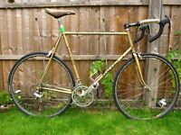 "24.5"" Racing bike - A Peugeot PSV10 retro racer ( Super vitus 980 ) Not 531 / columbus - Eroica?"