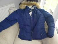 Size 16 winter coat from. Soulcal