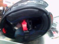 Very good motorbike helmet size S