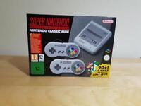 Super Nintendo modded 200 plus games