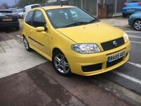 Fiat Punto, 1.9 diesel manual, 2006, mot 9 months, the car drives well, good engine and gearbox