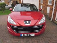 Peugeot RCZ - Stunning with extremely low mileage