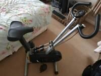 Vfit exercise bike