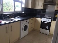 TWO DOUBLE BEDROOM FIRST FLOOR FLAT WITH SEPARATE GARDEN IN KENTON CHARLTON RD