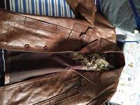 Leather Jacket £45