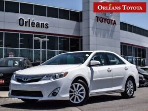 2014 Toyota Camry XLE/ WITH NAVIGATION